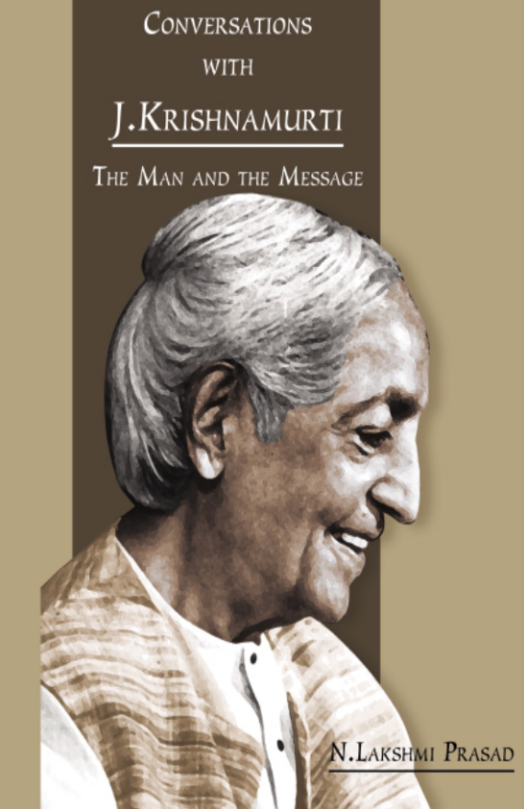Conversations with J Krishnamurti