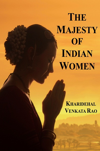The Majesty of Indian Women