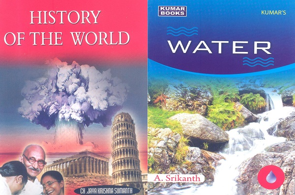 History of the World Water