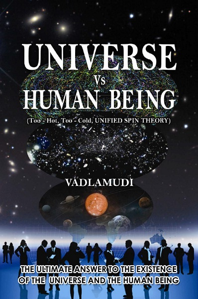 Universe Vs Human Being