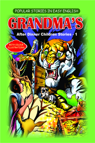 Grand Mas After Dinner Children Stories 1