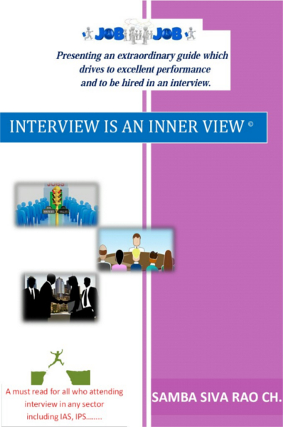 Interview Is An Inner View Revised