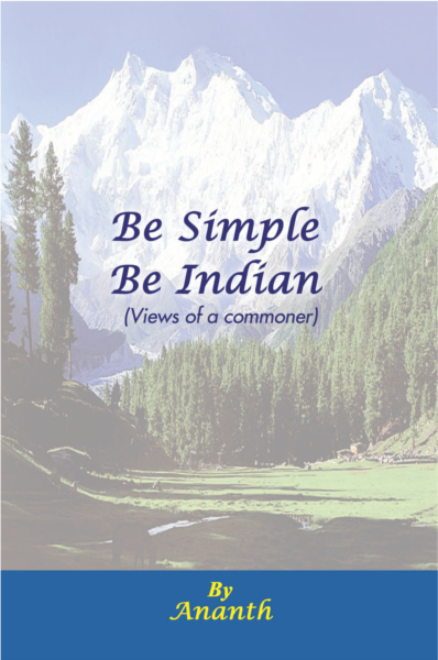 Be Simple Be Indian
