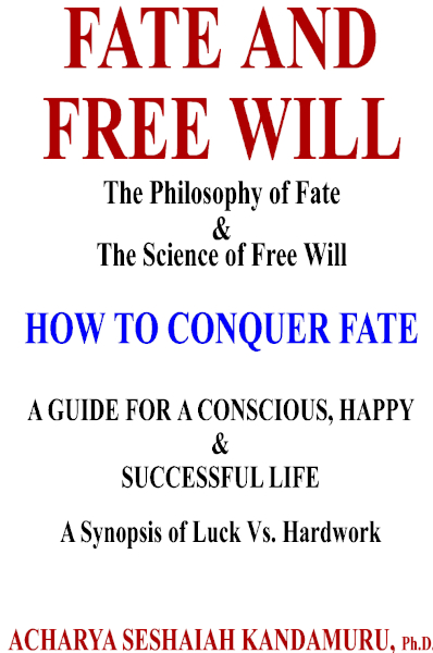 Fate And Free Will - free