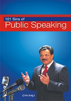 101 Sins of Public Speaking by G.V.N. Raju