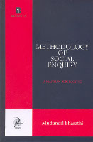 Methodology of Social Enquiry by Mudunuri Bharathi