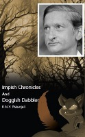 Impish Chronicles And Doggish Dabbler by K.N.Y. Patanjali