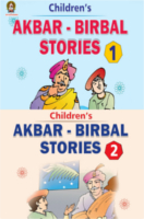 Akbar Birbal Stories 1 And 2 by C. V. S. Raju