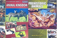 Animal Kingdom Prehistoric Animals by A. Srikanth