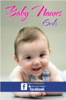 Baby Names Girls by Mohan Publications