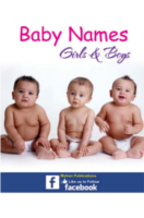 Baby Names Girls And Boys by Mohan Publications
