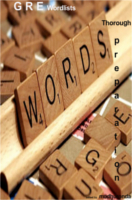 Barrons GRE Word Lists by Ronda Madhu