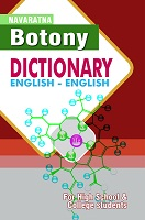 Botany Dictionary by Gopu Ramu