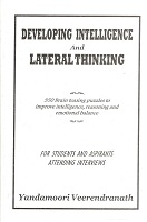 Developing Intelligence and Lateral Thinking by Yandamoori Veerendranath