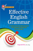 Effective English Grammar by Nagavalli Siva