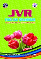JVR English Grammar by J.V. Ramanaiah and J.Gopalam