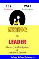 Mentor To Leader by K. Seshaiah