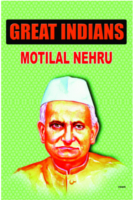 Motilal Nehru English by Dr. Chandra Sekhar Pagadala