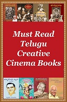 Must Read Telugu Creative Cinema Books by Multiple Authors