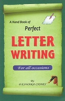 Perfect Letter Writing by P. Eswara Chary