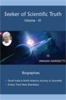 Seeker Of Scientific Truth Volume 3 by Narisetti Innaiah