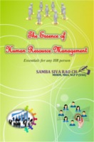The Essence Of Human Resource Management Revised by Samba Siva Rao Ch