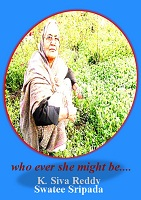 Who Ever She Might Be by Swatee Sripada and K. Siva Reddy