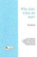Why Does Chris do that by Tony Attwood