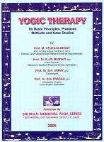 Yogic Therapy by Prof. M. Venkata Reddy